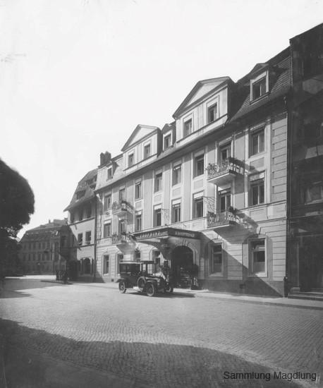 """Der """"Erprinz"""" um 1910. Foto zur Verfügung gestellt von Stephan Liebig."""