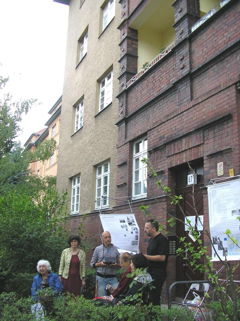 Schlangenbader Straße 87 in Berlin-Wilmersdorf, Körperpsychotherapie