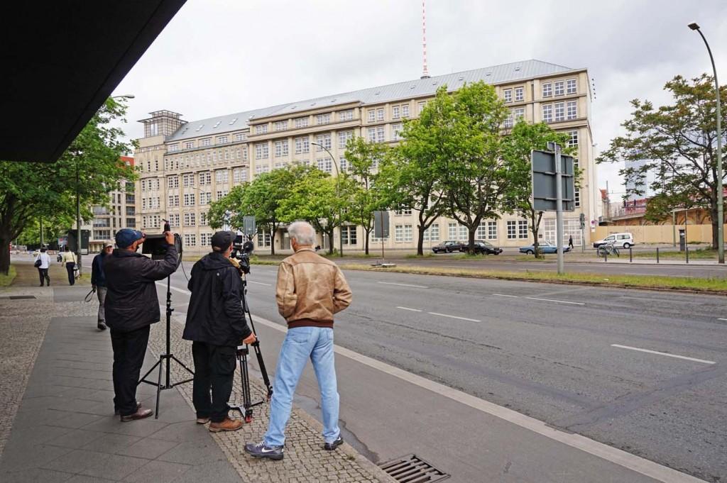 Das Schickler-Haus unweit des Alexanderplatzes: 1931/32 Zentrale der Marxistischen Arbeiterschule, zu deren wichtigsten Dozenten Reich gehörte.