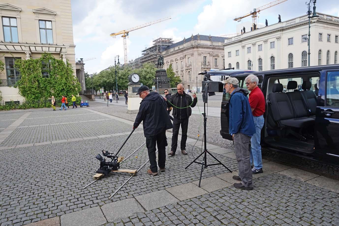 Reich-Film Aufnahmen in Berlin