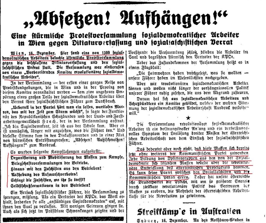 Rote Fahne (Deutschland), 17.12.1929