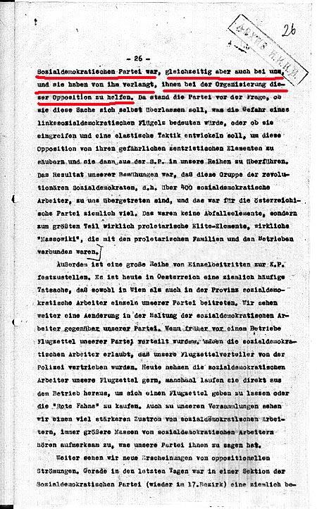 Schüller über Reich 1930 2