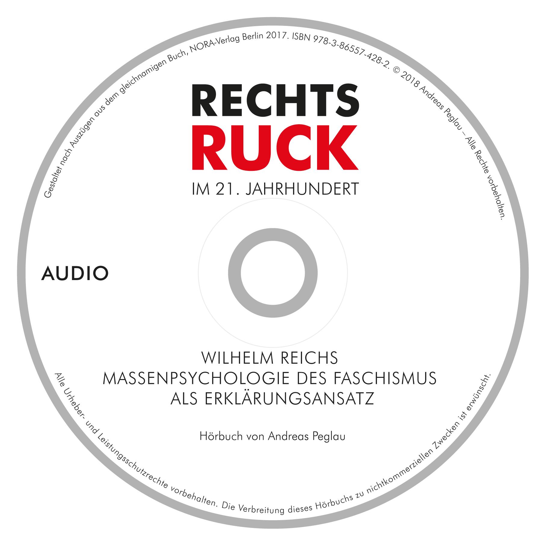 Hörbuch Andreas Peglau Rechtsruck