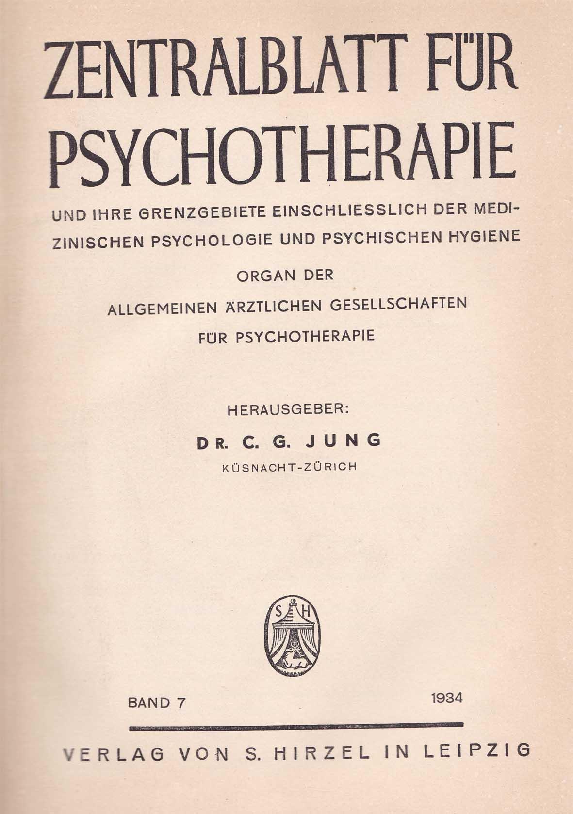 Psychoanalyse im Nationalsozialismus